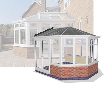 3D image of Victorian Conservatory
