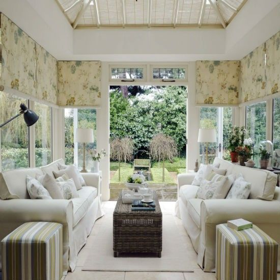styling a conservatory