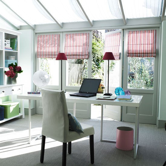 Conservatory - Home Office