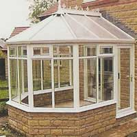 DIY or Self Build Conservatory