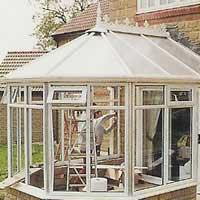 Glazing Conservatory Side Frames