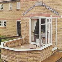uPVC External Cills are Fitted